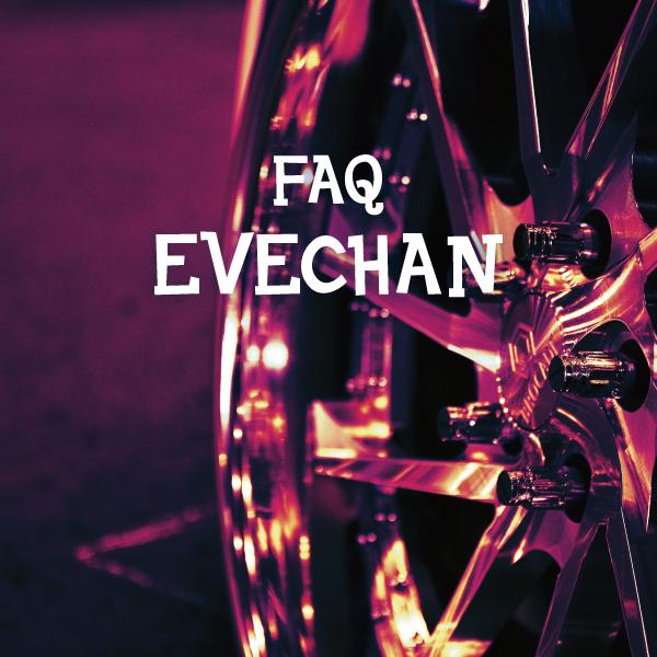 FAQ EVECHAN
